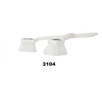 Escobeta multiusos 3104 el castor 8 1 2 pulgadas blanca for El castor muebles